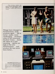 Page 8, 1988 Edition, Northwestern State University - Potpourri Yearbook (Natchitoches, LA) online yearbook collection