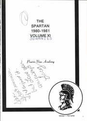Page 5, 1981 Edition, Prairie View Academy - Spartan Yearbook (Bastrop, LA) online yearbook collection