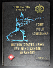 1967 Edition, US Army Training Center - Yearbook (Fort Polk, LA)