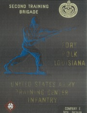 1970 Edition, US Army Training Center - Yearbook (Fort Polk, LA)