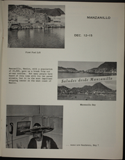 Page 11, 1973 Edition, Marias (AO 57) - Naval Cruise Book online yearbook collection