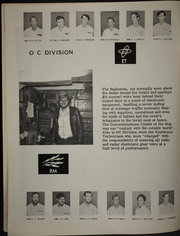 Page 14, 1973 Edition, Marias (AO 57) - Naval Cruise Book online yearbook collection