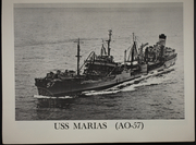 Page 3, 1973 Edition, Marias (AO 57) - Naval Cruise Book online yearbook collection