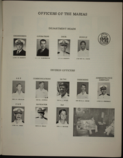 Page 7, 1973 Edition, Marias (AO 57) - Naval Cruise Book online yearbook collection
