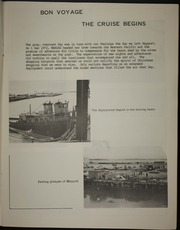 Page 9, 1973 Edition, Marias (AO 57) - Naval Cruise Book online yearbook collection