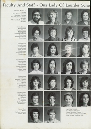 Page 6, 1985 Edition, Our Lady of Lourdes School - Spartan Yearbook (Slidell, LA) online yearbook collection