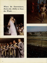 Page 10, 1969 Edition, Southern University - Jaguar Yearbook (Baton Rouge, LA) online yearbook collection