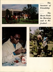 Page 15, 1969 Edition, Southern University - Jaguar Yearbook (Baton Rouge, LA) online yearbook collection