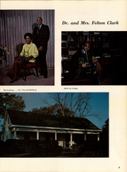 Page 7, 1969 Edition, Southern University - Jaguar Yearbook (Baton Rouge, LA) online yearbook collection