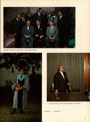 Page 9, 1969 Edition, Southern University - Jaguar Yearbook (Baton Rouge, LA) online yearbook collection