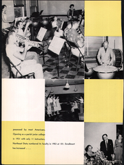 Page 12, 1954 Edition, University of Louisiana at Monroe - Chacahoula Yearbook (Monroe, LA) online yearbook collection