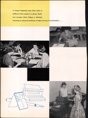 Page 8, 1954 Edition, University of Louisiana at Monroe - Chacahoula Yearbook (Monroe, LA) online yearbook collection