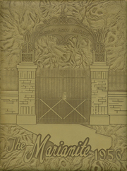 1956 Edition, Academy of the Holy Angels - Marianite Yearbook (New Orleans, LA)