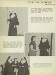 Page 16, 1956 Edition, Academy of the Holy Angels - Marianite Yearbook (New Orleans, LA) online yearbook collection