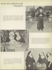 Page 17, 1956 Edition, Academy of the Holy Angels - Marianite Yearbook (New Orleans, LA) online yearbook collection
