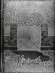 1958 Edition, Academy of the Holy Angels - Marianite Yearbook (New Orleans, LA)