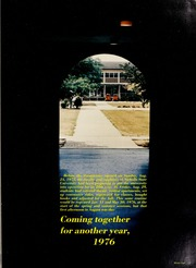 Page 5, 1976 Edition, Nicholls State University - La Pirogue Yearbook (Thibodaux, LA) online yearbook collection