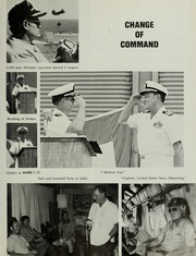 Page 9, 1972 Edition, Mars (AFS 1) - Naval Cruise Book online yearbook collection