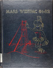 1982 Edition, Mars (AFS 1) - Naval Cruise Book
