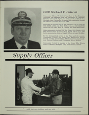 Page 11, 1987 Edition, Mars (AFS 1) - Naval Cruise Book online yearbook collection