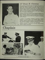 Page 12, 1987 Edition, Mars (AFS 1) - Naval Cruise Book online yearbook collection