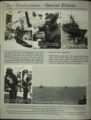 Page 14, 1987 Edition, Mars (AFS 1) - Naval Cruise Book online yearbook collection