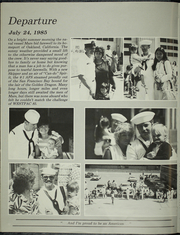 Page 16, 1987 Edition, Mars (AFS 1) - Naval Cruise Book online yearbook collection