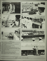 Page 17, 1987 Edition, Mars (AFS 1) - Naval Cruise Book online yearbook collection
