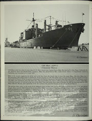 Page 6, 1987 Edition, Mars (AFS 1) - Naval Cruise Book online yearbook collection