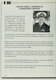 Page 12, 1991 Edition, Mars (AFS 1) - Naval Cruise Book online yearbook collection