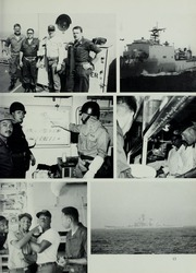 Page 17, 1991 Edition, Mars (AFS 1) - Naval Cruise Book online yearbook collection