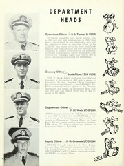 Page 10, 1956 Edition, Marshall (DD 676) - Naval Cruise Book online yearbook collection