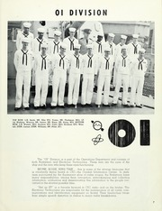 Page 11, 1956 Edition, Marshall (DD 676) - Naval Cruise Book online yearbook collection