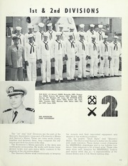 Page 15, 1956 Edition, Marshall (DD 676) - Naval Cruise Book online yearbook collection