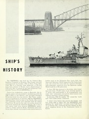Page 6, 1956 Edition, Marshall (DD 676) - Naval Cruise Book online yearbook collection