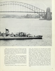 Page 7, 1956 Edition, Marshall (DD 676) - Naval Cruise Book online yearbook collection