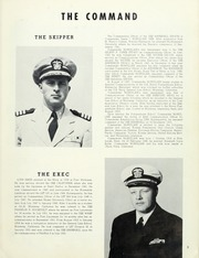 Page 9, 1956 Edition, Marshall (DD 676) - Naval Cruise Book online yearbook collection