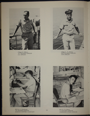 Page 16, 1963 Edition, Marshall (DD 676) - Naval Cruise Book online yearbook collection