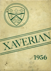 1956 Edition, St Francis Xavier High School - Xaverian Yearbook (Baton Rouge, LA)