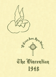 1948 Edition, St Vincents Academy - Vincentian Yearbook (Shreveport, LA)