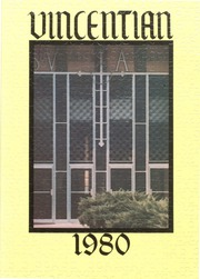 Page 1, 1980 Edition, St Vincents Academy - Vincentian Yearbook (Shreveport, LA) online yearbook collection