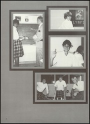 Page 10, 1984 Edition, St Vincents Academy - Vincentian Yearbook (Shreveport, LA) online yearbook collection