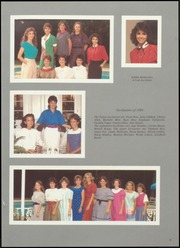 Page 13, 1984 Edition, St Vincents Academy - Vincentian Yearbook (Shreveport, LA) online yearbook collection