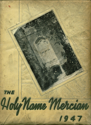 1947 Edition, Most Holy Name of Jesus School - Mercian Yearbook (New Orleans, LA)