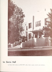 Page 11, 1949 Edition, La Sierra College - Meteor Yearbook (Arlington, CA) online yearbook collection