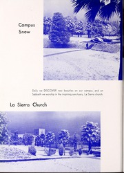Page 12, 1949 Edition, La Sierra College - Meteor Yearbook (Arlington, CA) online yearbook collection