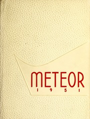 Page 1, 1951 Edition, La Sierra College - Meteor Yearbook (Arlington, CA) online yearbook collection