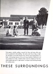 Page 13, 1951 Edition, La Sierra College - Meteor Yearbook (Arlington, CA) online yearbook collection