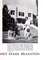 Page 17, 1951 Edition, La Sierra College - Meteor Yearbook (Arlington, CA) online yearbook collection