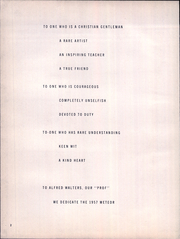 Page 6, 1957 Edition, La Sierra College - Meteor Yearbook (Arlington, CA) online yearbook collection